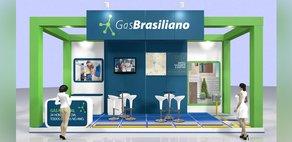 GasBrasiliano marca presença no 4º Encontro Anual de Síndicos & Feira de Novidades para sua Casa, Condomínio e Lazer