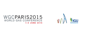 Potencial de geração de energia elétrica em usinas é tema da GasBrasiliano na WGC Paris 2015