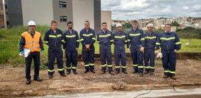 GasBrasiliano define calendário de simulados de emergência para 2015